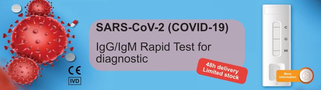 SARS-CoV-2 rapid test
